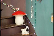 chambre enfant/Kids bedroom. Ideas for the future / Kids' bedroom ideas (for my future kids!!) / by aimee parisot