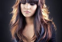Hair style colors