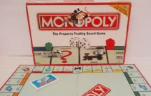 Monopoly Board Game / Games