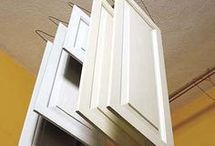 painting kitchen cabinets