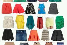 SN skirts