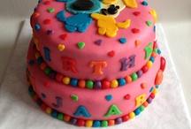 Feest taartje / Taarten en Cupcakes !