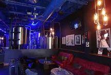 CERVEJARIA / Arquitetura e decoração no ramo da cervejaria