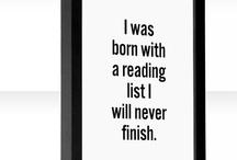 BOOKS,BOOKS, BOOKS.. / by Kathy Sundprescher