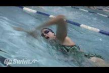 Swimming / by Desiree Freeman