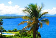 Sosua Beauty / Sosúa is a small town in the Puerto Plata province of the Dominican Republic. Located approximately 4 miles (6.4 km) from the Puerto Plata International Airport (POP), the town is accessed primarily by Camino Cinco, or Highway 5, which runs much of the length of the country's North coastline. The town is divided into three sectors: El Batey, which is the main section where most tourists visit, Sosúa Abajo, and Los Charamicos.