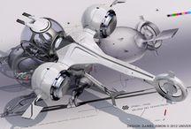 Futuristic Design Oblivion