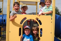 Pics of Preschoolers / Here are some adorable pictures of some of our preschool children.