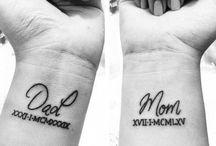 Tato p eu e mamis