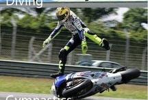 Funy moto sports