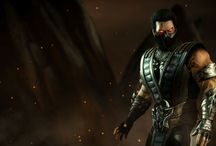 Wallpaper Mortal kombat
