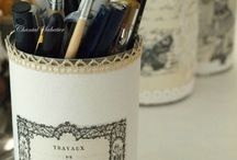 Boites a crayons