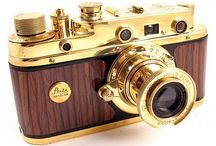 Classic Stills Cameras / Those wonderful devices that froze and captured moments onto physical film.