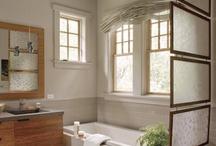 Bathroom Ideas / by CJ Brasiel