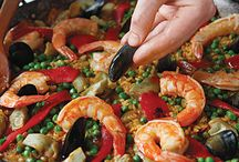 Spanish food / Delicious dishes from various regions in Spain.  / by Madrid & Beyond
