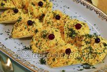Рецепты закусок / Рецепты вкусных домашних закусок с детальными пошаговыми фотографиями. Получится у каждого! #закуска #рецепты #кулинария