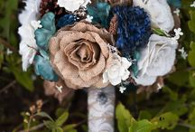 Wedding Bouquets / Beautiful floral arrangements that our amazing brides have carried down the aisle on their wedding days.