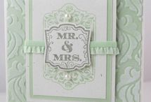 Stampin' Up! Wedding