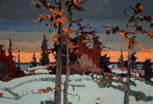2) Landscape - Robert Genn