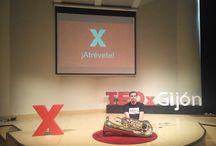 TEDxGijón / Fotos de mi participación en el Evento TEDxGijój 2014