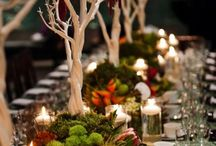 Table ideas / The possibilities for table decorations are endless for any occasion.