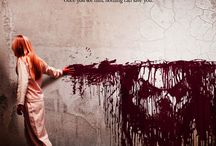 Horror film plakat