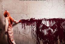 Horror film plakat