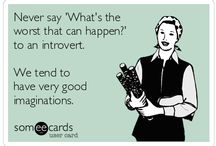 Introversion / Uniqueness and fascination with introvert, introversion and creativity and their role in film and books.