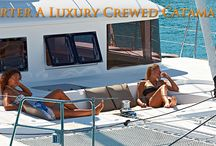 Luxury Caribbean Catamarans