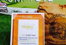Deals and offers / Top deals and specials with exclusive treats via Truffle Herefordshire.