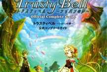 ARTBOOK - Eternal Sonata/Trusty Bell Official Complete Guide