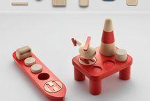 Wood toys / O drevených hračkách