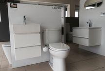 Bathroom Vanities / Bath Vanities Come see hundreds of bath vanities on display.   Duravit  Laufen  Madeli  NeoMetro  Robern  La Toscana  Decolav  Villeroy & Boch