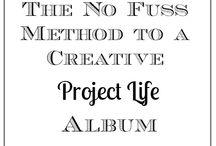 Scrapbook - Project Life