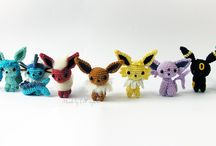 Eeveelutions / by Jasmine Stanford