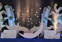 Wedding Deco / Wedding docorations, lighting, effects, etc.