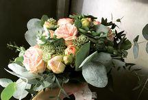 Hochzeit mit Eukalyptus