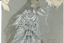 Costume Design / by Tammy Davis