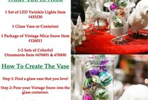 Designer Tips! / Learn the best how-to's from Christmas Place designers and other industry leaders. If you have any questions please let us know!   www.Christmasplace.com