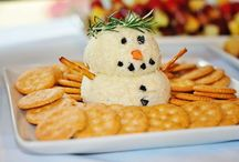 Winter party ideas / by Carol Levesque
