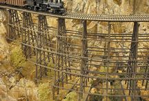 Model trains / by Dave Fissell
