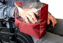wheelchair accessories etc