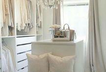 Inspirasjon til garderobe