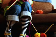 Knitting & Crochet / I like making a piece of string into something I can wear. ~Author Unknown