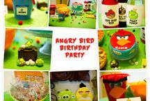 birthday party ideas / by Deb Robison