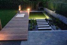 Zwemvijver / zwembad