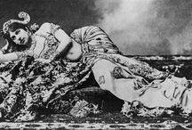 Mata-Hari : Exotic dancer. Courtesan. Double Agent