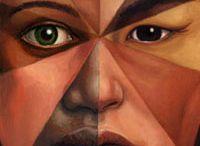 Cultural identity Art