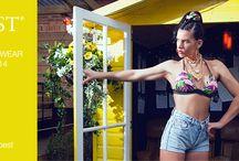 SS14 Ladieswear Campaign