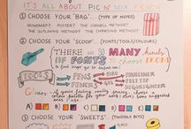 Visual Note taking I need to do this